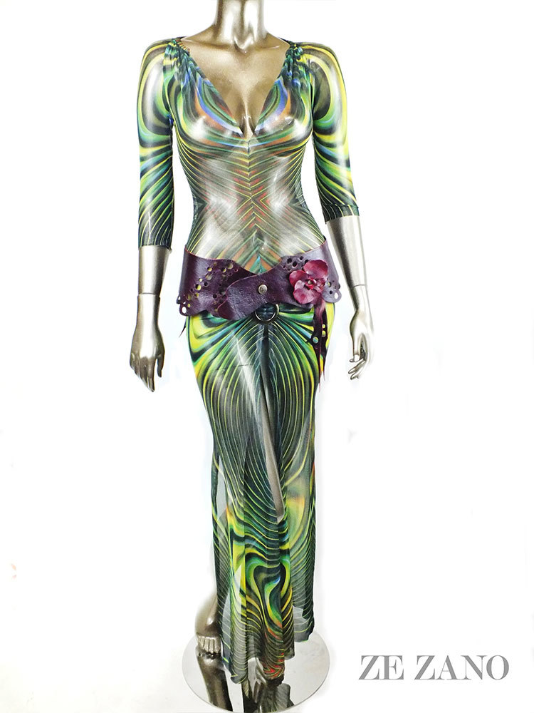 Rainforest Goddess Dress