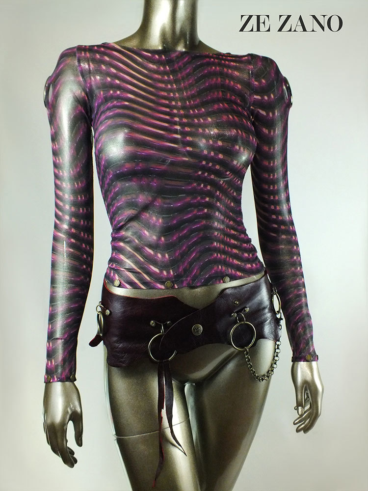 Alien Invader Top