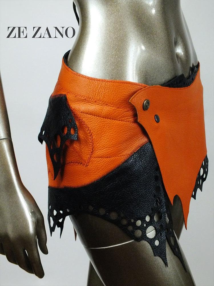 Phantom Flame Skirt