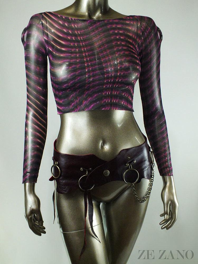 Alien Invader Long Sleeve Top